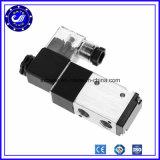 4V230c-08 2 Methoden-Magnetspule-pneumatisches Regelventil der Positions-3