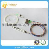1X2 SC/UPC G657Um Mini Divisor de fibra