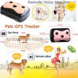 Водонепроницаемый Geo-Fence Pet Tracker GPS в режиме реального времени позиционирования D69