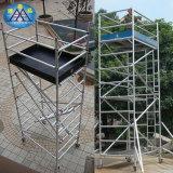 Plataforma de construção em alumínio andaimes Plank