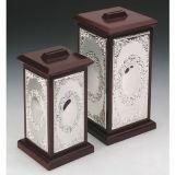 Grand серебряный позолоченный с деревянной деньги (BW10200ДОР)