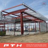 研究が広く倉庫/ショップやホテルとして使用BV / TUV検証鋼構造建物