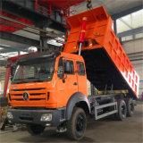 Beiben Nordkipper-Lastkraftwagen mit Kippvorrichtung 25ton des benz-10 der Rad-6X4