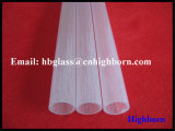 Hot Sell Translucent Fused Silica Glass Tube