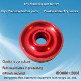 精密よい終わりを用いる回転製粉CNC自動機械部品