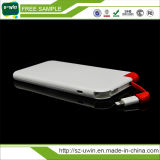 La Banca mobile portatile di potere della Banca 5000mAh di potere