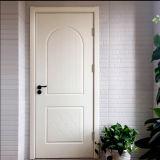 백색 실내 나무로 되는 문, 고품질