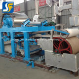 Venta de tejidos de la máquina de molino haciendo aseo Fabricante de máquina de producción de rollos de papel