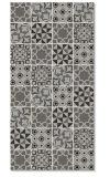 azulejo de cerámica de la pared de la inyección de tinta de 300X600 3D impermeable para el mercado de Paquistán