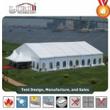 1000 pessoas tendas de eventos de casamento de alumínio com guarnição de tejadilho