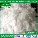 99%Min hidróxido de sódio preço de mercado de soda cáustica Pearl 99%
