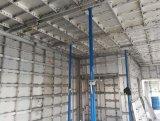 Срезной стены алюминиевой панели опалубки