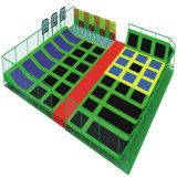 Novo Trampolim de Design de Playground Indoor Play