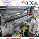 Feuille de polypropylène PP PE Feuille de résine de polyester de la machine pour feuille de plastique de l'extrudeuse