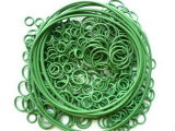 Kundenspezifische bunte Gummio-ringe des ring-/FKM