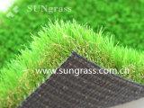 45mmの景色の庭の余暇の人工的な草(SUNQ-HY00191)