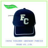 Новые моды голубой вышивкой бейсбола спорта винты с головкой