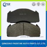 Feito na almofada de freio Semi-Metallic do caminhão da alta qualidade de China