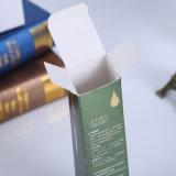 Aceite de la Cosmética personalizada Caja de papel caja de embalaje bolsa de embalaje