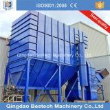 Systeem het op hoge temperatuur van het Stof van de Oven van de Inductie van de Staalfabriek van de Weerstand