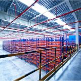 Corrosion Protection를 가진 높은 Quanlity Pallet Rack