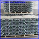 vente en gros de treillis métallique d'échelle en métal de renfort du zigzag 9ga