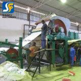 2 tonnes de capacité de papier de toilette de fabrication de machine de vente d'usine