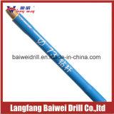 tubo de taladro de 73*8*4000m m HDD
