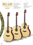 Высокая ранг гитара 41 дюйма акустическая