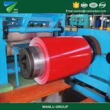 precio de fábrica de hoja PPGI galvanizado bobina prebarnizado