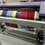 63 '', 45gsm de transferencia de sublimación rollo de papel para impresora de una sola pasada Industrial