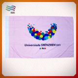 L'impression personnalisée de la publicité des drapeaux de pays du monde (HYADF-AF008)