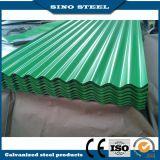 Gewölbter Dx51d Grad-Stahldach-Blatt des Aufbau-