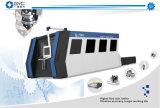Metalllaser-Ausschnitt-Maschine der Leistungs-2000W