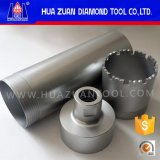 Diamant Core Drill Bits für Reinforced Concrete