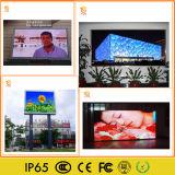 Intense écran en aluminium de location polychrome d'Afficheur LED du luminosité P10 pour le concert