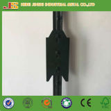 1.25lb Cor Painted Studded T Shaped Fence Post for Sale