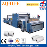 Zq-III-E petite machine à papier pour le papier de toilette
