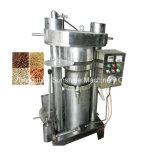 Óleo de cozinha de Coco hidráulico pressione a Máquina de processamento
