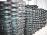 Plastikfelgen-fester Gummireifen des Zoll-8X2