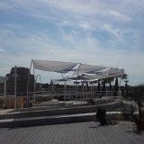 Het waterdichte Geteerde zeildoek Van uitstekende kwaliteit van het Zonnescherm voor Tent