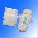 女性のためのUse綿の生理用ナプキンのパッド