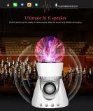 Bluetooth 무선 스피커 마술 플라스마 공 빛 섬광 디스코 램프 확성기 사운드 박스 지원 TF 카드 FM 라디오 스피커 USB 디스크 스피커