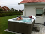 Netter BADEKURORT heiße Wanne für 6 Personen-Jacuzzi-Strudel-Badewanne BADEKURORT Pool