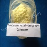 Дозировка карбоната Trenbolone Hexahydrobenzyl порошка культуризма высокой очищенности стероидная