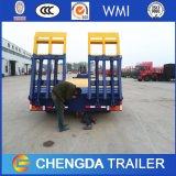 4 rimorchio basso del camion del caricatore dell'asse 80t-120t Lowbed