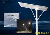 90W IP65 angeschaltenes LED Straßenlaternesolar mit Bewegungs-Fühler