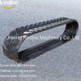 Trilha de borracha 300X52.5X80 de Kubota Kx71-3
