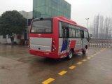 Прочные красные шины перемещения звезды с шиной пассажира емкости 31 места малой для компании