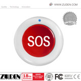 Беспроволочная аварийная система домашней обеспеченностью GSM взломщика с экраном касания